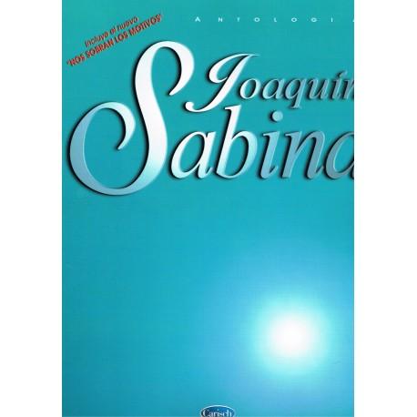 Joaquin Sabina. Antología (Piano/Voz/Guitarra)