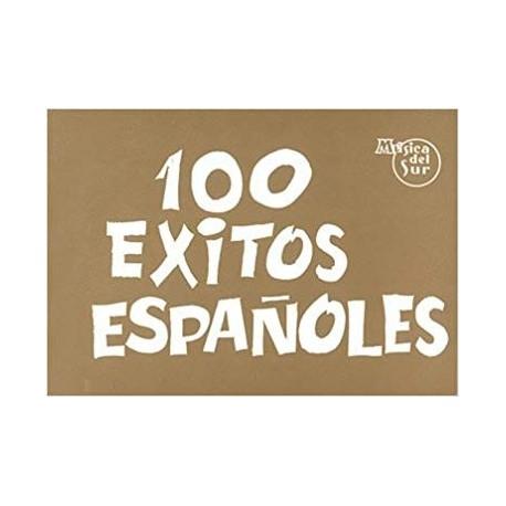 Varios. 100 Exitos Españoles. Carisch