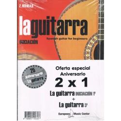 Nomar. La Guitarra Iniciación 1º v+ 3º. Oferta Especial Aniversario 2x1