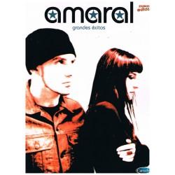 Amaral. Grandes Exitos. Nueva Edición (Piano/Voz/Guitarra)