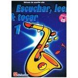 Oldenkamp/Ka Escuchar, Leer y Tocar Vol.1 + CD (Saxofón)