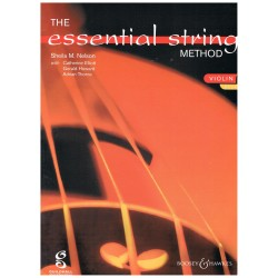 Nelson, Sheila. The Essential String Method. Violin 2