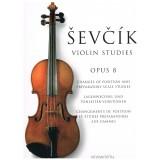 Sevcik. Estudios para Violin Op.8