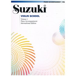 Suzuki Violin School Vol.1...