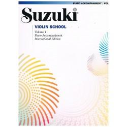 Suzuki Violin School Vol.1 (Acompañamiento Piano)