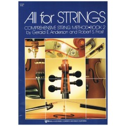 Anderson/Frost. All For Strings Vol.2 Violín