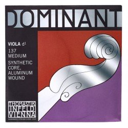 CUERDA VIOLA DOMINANT 2ª Re 137THOMASTIK