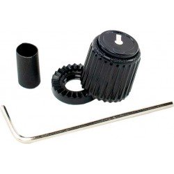 loknob small black