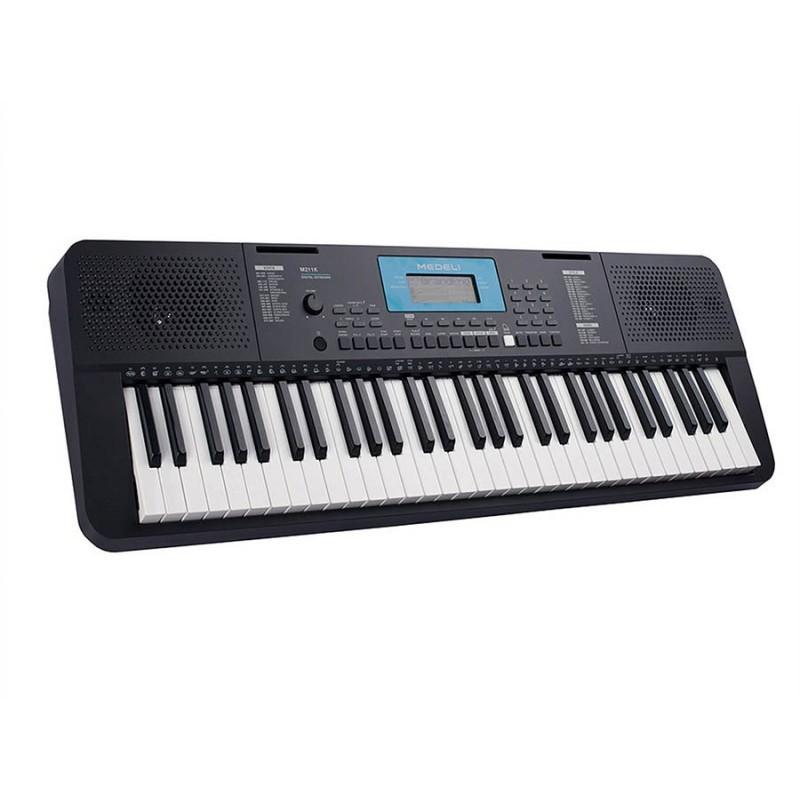 M211K  Medeli teclado