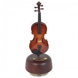 Caja de musica mini violin...