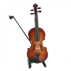 Mini violin 12 cms dd010