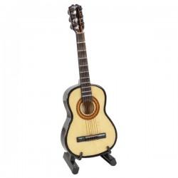 Mini guitarra clasica 12...