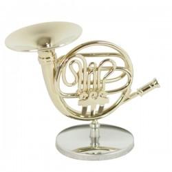 Mini french horn 6.5 cms dd001