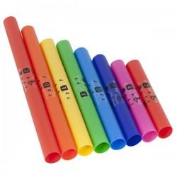 Set 8 tubos de percusion ref.8098