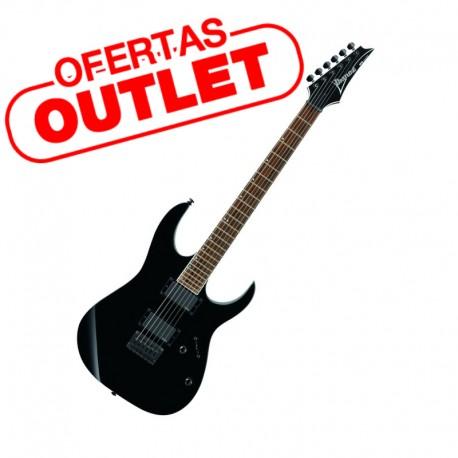 Guitarra eléctrica Ibanez RG-T6EXFX BK