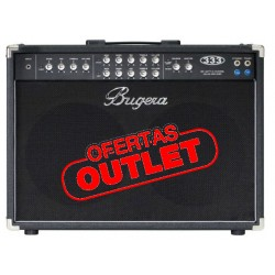 Amplificador para guitarra eléctrica combo a válvulas Bugera 333-212
