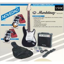 Pack Marktinez ST Combo Rocklife