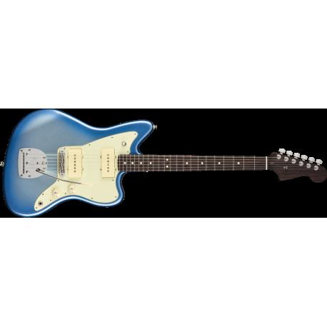Fender 2019 Limited Edition American Professional Jazzmaster®, Solid Rosewood Neck, Sky Burst Metallic