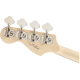 Squier Affinity Series™ Jazz Bass®, Laurel Fingerboard, Brown Sunburst