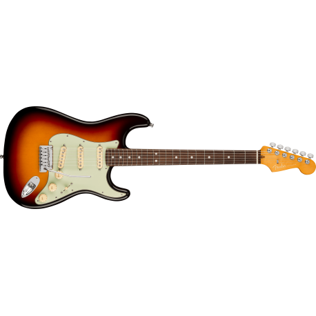 Fender American Ultra Stratocaster®, Rosewood Fingerboard, Ultraburst