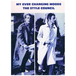 CAFÉ BLEU - THE STYLE COUNCIL - MY EVER CHANGING MOODS