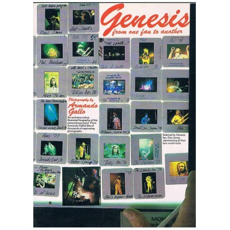 GENESIS - FROM ONE FAN TO ANOTHER