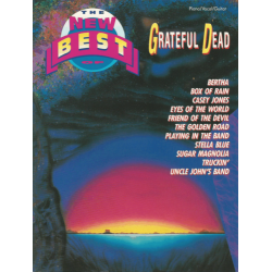 GRATEFUL DEAD - THE NEW BEST OF