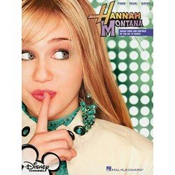 HANNAH MONTANA - SONGS FROM AND INSPIRED BY THE HIT TV SERIES