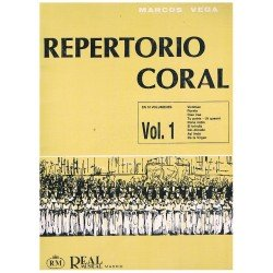 REPERTORIO CORAL VOL. 1 (CANTO)