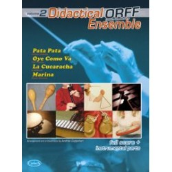 ORFF - LIBRO DIDACTICAL ENSEMBLE.V.2