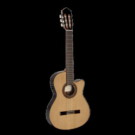 Guitarra clásica amplificada Paco Castillo 232TE