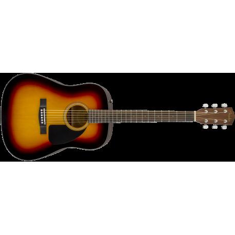 Fender CD-60 Dread V3 DS, SB WN