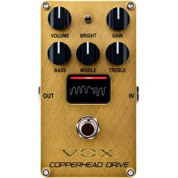 VOX COPPERHEAD DRIVE