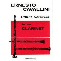 CAVALLINI E. - CAPRICHOS...