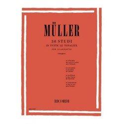 MULLER I. - 30 ESTUDIOS EN...