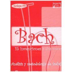 Bach, J.S. 15 Invenciones a...