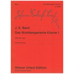Bach, J.S. El Clave Bien...