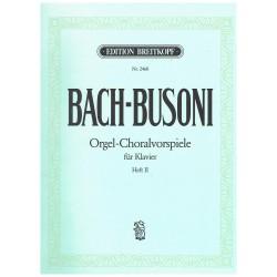 Bach, J.S. Corales Para...