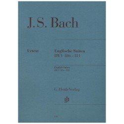 Bach, J.S. Suites Inglesas...