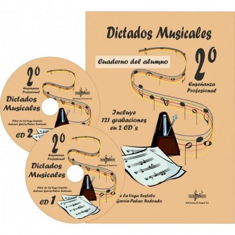 Dictados Musicales 2º E.E.P.P. (audio en APP)