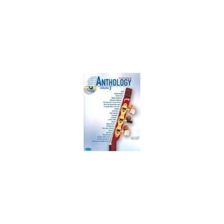 Anthology Vol.3. Playalong Guitarra +CD