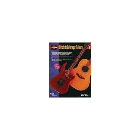 Manus.  Basix. Método de Guitarra (TAB) Vol.1 +CD. Volonte & Co