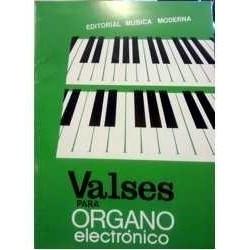 Valses para Organo Electrónico