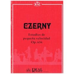 Czerny. Estudios de Pequeña...