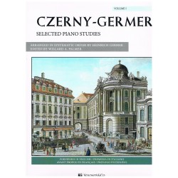 Czerny-Germer. Selected...