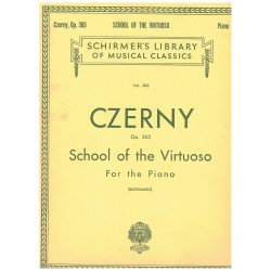 Czerny. School of the...