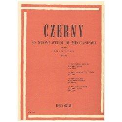 Czerny. 30 Nuevos Estudios...