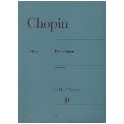 Chopin. Polonesas (Piano)...