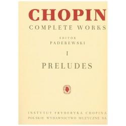 Chopin. Preludios para...