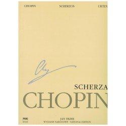 Chopin. Scherzos para Piano...